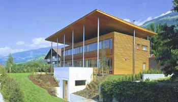 A bolzano la casa diventa ecologica arketipo - Progetto casa ecologica ...