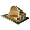 Pantheon, Roma, maquette