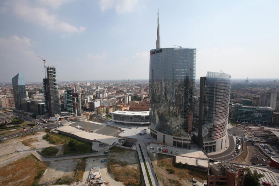 Milano primo bando di concorso di progettazione on line for Progettazione on line