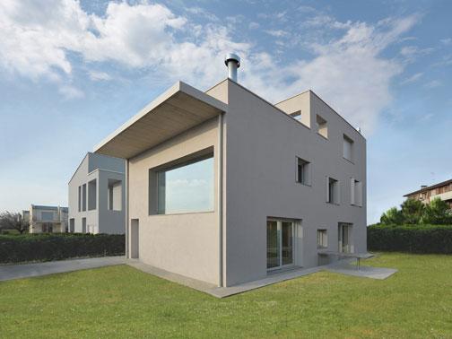 Casa unifamiliare a limena michele gambato arketipo for Casa moderna in campagna