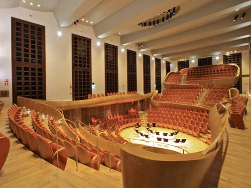 Museo Del Violino.Auditorium Giovanni Arvedi Del Museo Del Violino Di Cremona