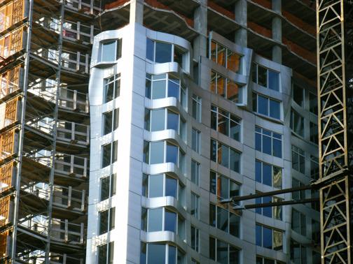 Beekman tower gehry associates focus involucro arketipo for Piani e progetti di case gratuiti con costi da costruire