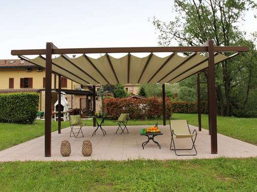 Bt group per il parco di una residenza in brianza arketipo for Fare una villa