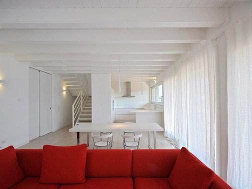 Elevata efficienza energetica per casa solivari a for Aprire piani casa concetto