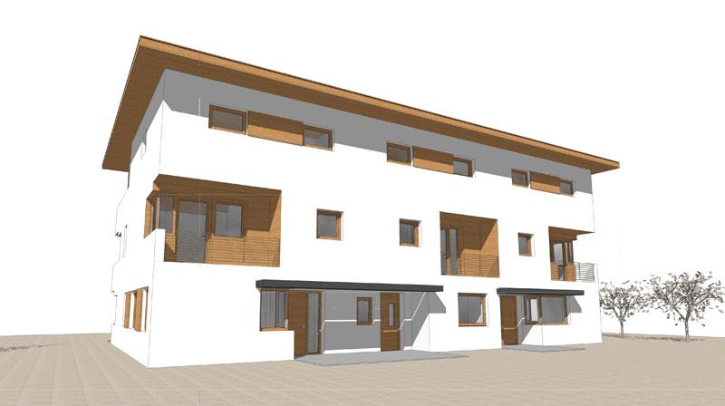 certificato ecolife per casa webhofer rubner haus. Black Bedroom Furniture Sets. Home Design Ideas