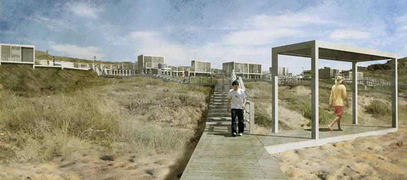 Architetture per i litorali arketipo for Meloni arredamenti oristano