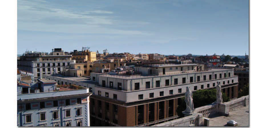 Terrazza De La Grande Bellezza A Roma D2u Arketipo