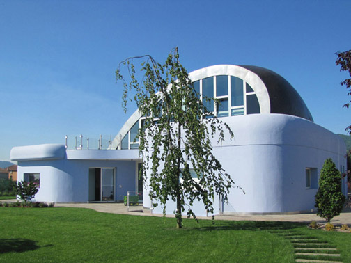 Casa dell 39 inventore a schio diego peruzzo e loris preto for Piani di casa rispettosi dell ambiente
