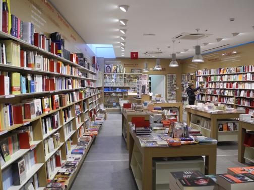 Plafoniere Industriali A Led Disano : Disano per il punto vendita delle librerie san paolo ad alba