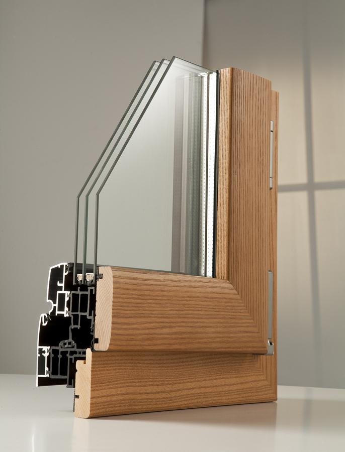 Emk per un 39 abitazione a monfalcone arketipo - Condensa finestre alluminio ...