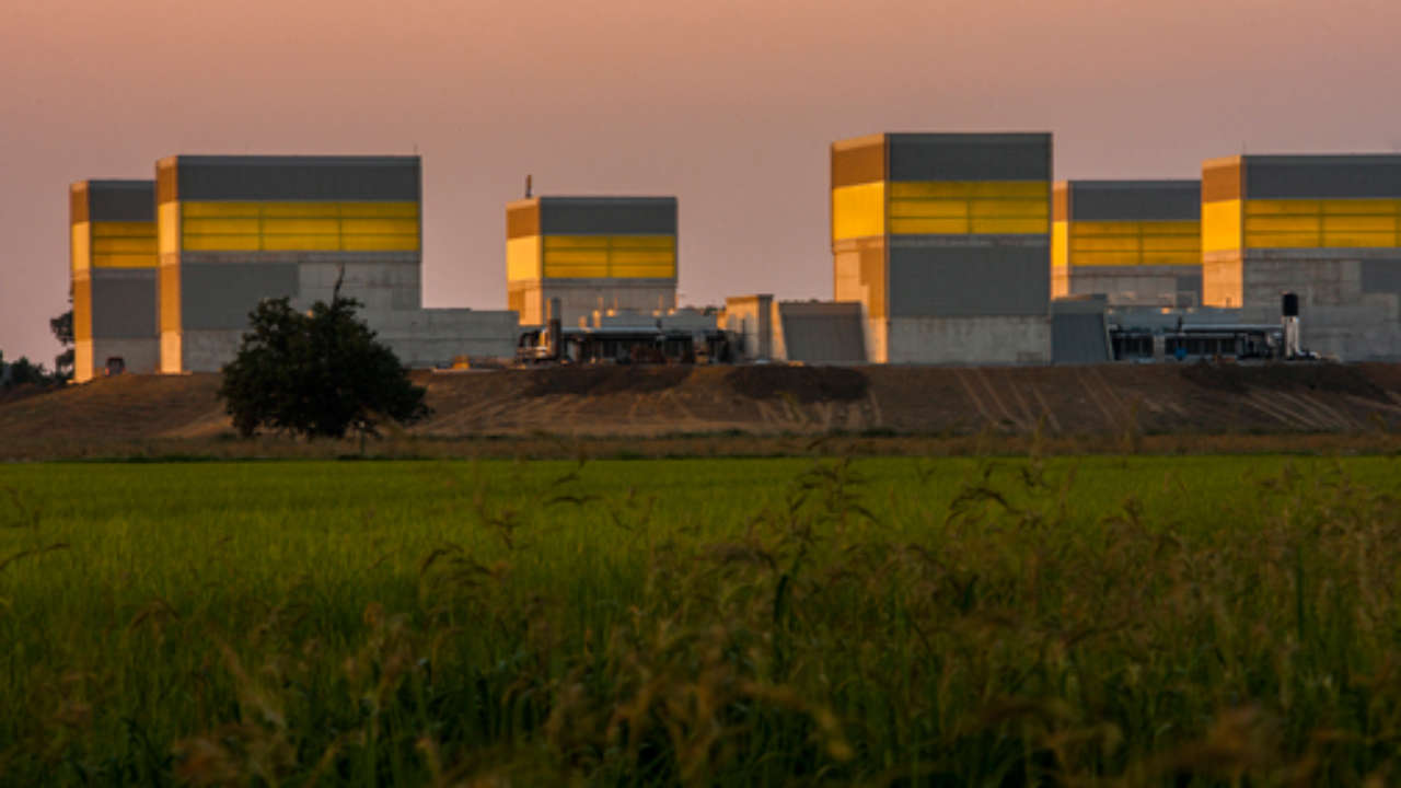 ENI Green Data Center a Ferrera Erbognone | Arketipo