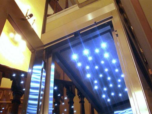 thyssenkrupp encasa per una villa a viareggio arketipo. Black Bedroom Furniture Sets. Home Design Ideas