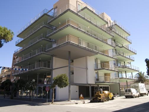Complesso residenziale a marina di grosseto arch - Dimensione casa grosseto ...