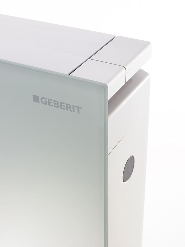 Geberit presenta monolith arketipo for Cassetta wc esterna sottile