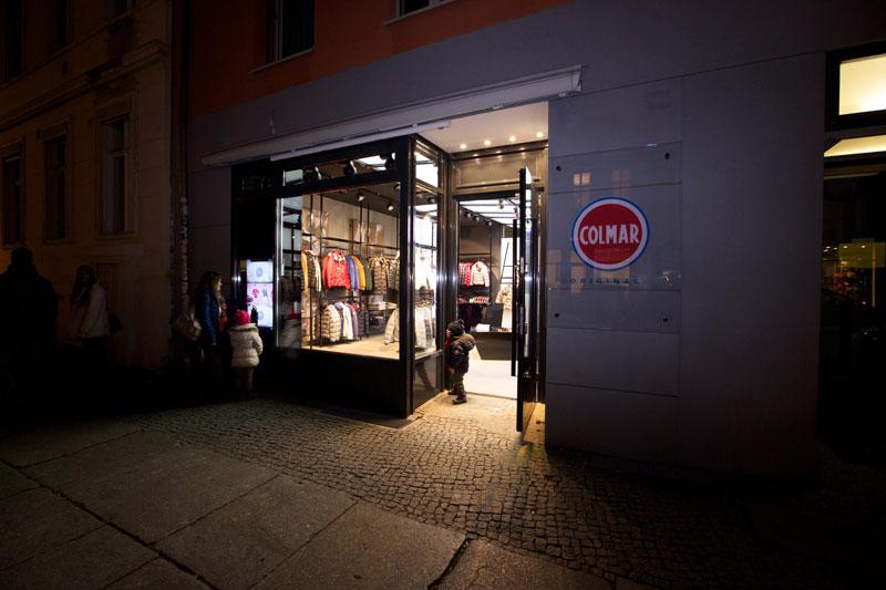 free shipping 07390 782ab Store Colmar a Berlino - Giraldi Associati Architetti | Arketipo