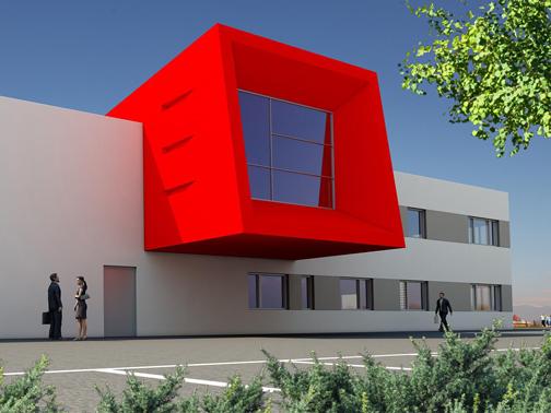 Casa hoval modello di azienda in classe a ad alta for Modello di casa