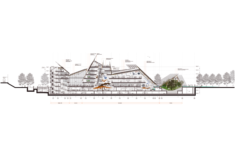 Quartiere le albere a trento renzo piano building for Generatore di piano