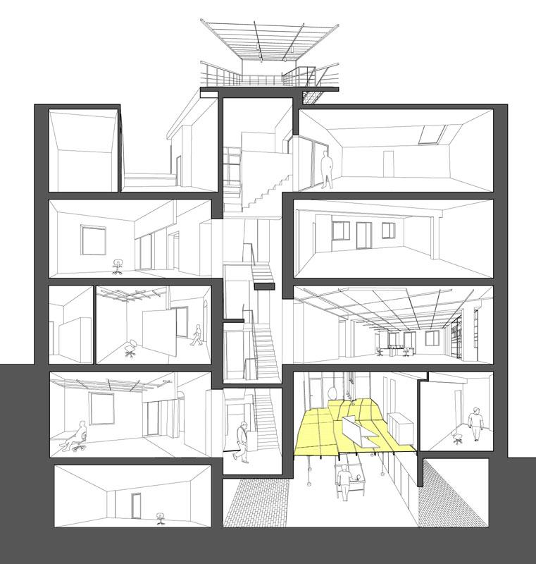 Giallo per domino arketipo for Creare piani di costruzione