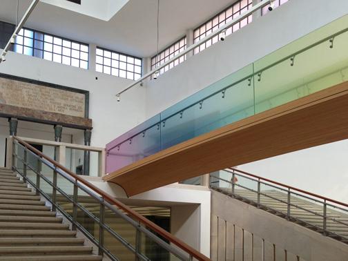 Triennale design museum restoration studio amdl for Viale alemagna 6 milano