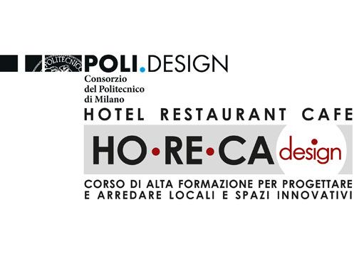 Nuovo corso di in hotel restaurant caf arketipo for Poli design milano