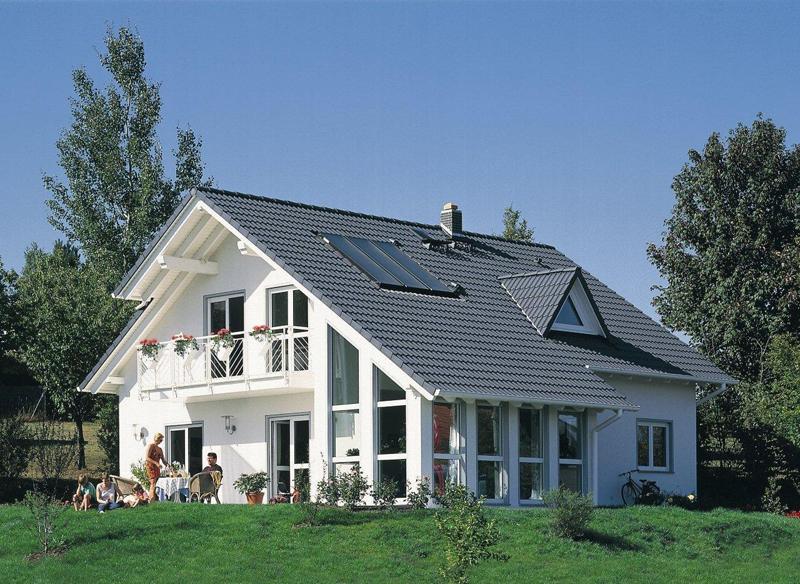 Legno per l 39 edilizia del futuro arketipo for Nuove case in stile americano