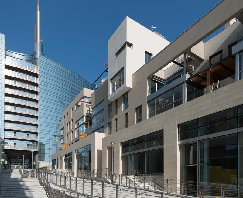 Residenze in corso como a milano focus involucro arketipo for Corso arredatore d interni milano