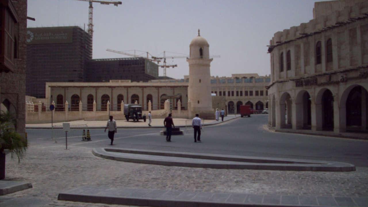 Lavorare In Qatar Architetto in qatar rigenerazione urbana ecosostenibile | arketipo