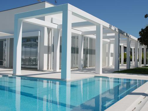 Rdz per un 39 abitazione a mestre arketipo for 1 piano garage con abitazione