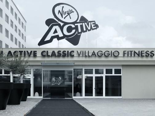 Rimadesio per il virgin active classic di milano arketipo for Club esclusivi milano