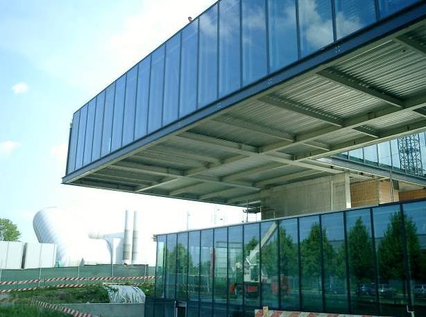 Costruzioni in acciaio arketipo for Strutture in ferro per case