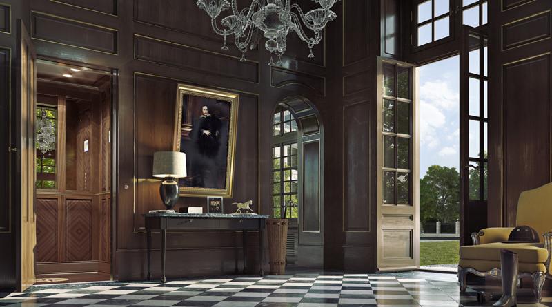 thyssenkrupp encasa ambienti in elevazione arketipo. Black Bedroom Furniture Sets. Home Design Ideas
