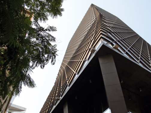 Torre hu rfanos santiago sabbagh arquitectos arketipo for Piani di costruzione commerciali gratuiti