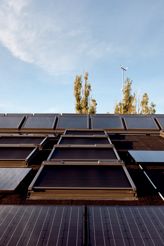 Velux per il campus green lighthouse a copenhagen arketipo for Velux italia spa