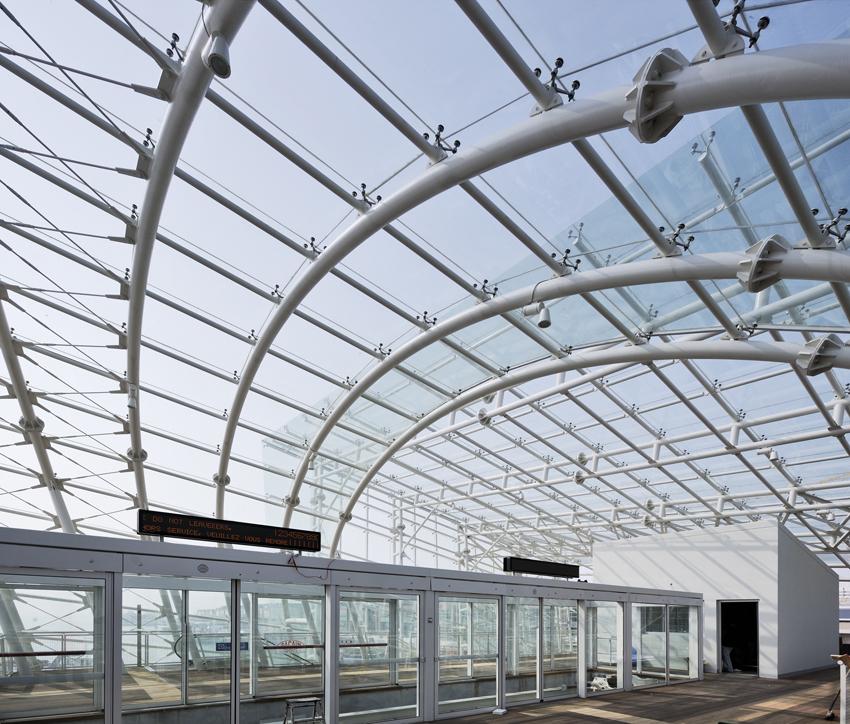 Profili cavi strutturali di acciaio arketipo for Cavi acciaio arredamento