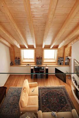 il sistema ecologico di rubner haus arketipo. Black Bedroom Furniture Sets. Home Design Ideas