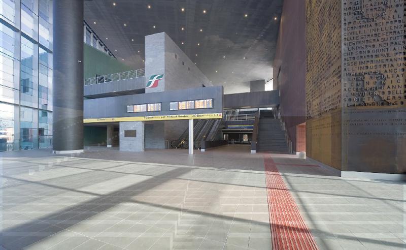 Stazione tiburtina roma studio abdr arketipo for Indirizzo camera dei deputati roma