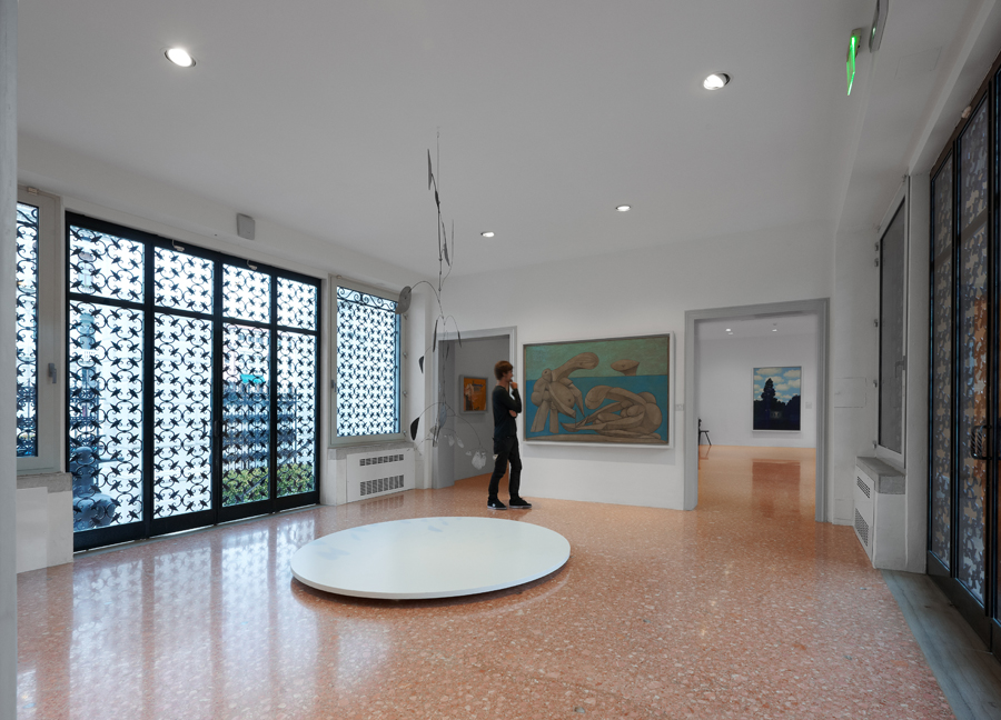 Zumtobel per la fondazione peggy guggenheim di venezia for Orari museo guggenheim venezia