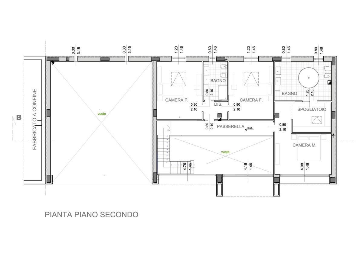 Disegno pianta casa latest cliccare sul disegno per for Piani di casa modello gratis
