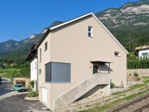 Casa passiva nelle Alpi