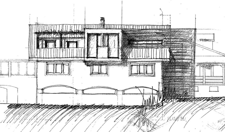 Ampliamento in legno sul tetto a Revine Lago - Daniele Menichini ...