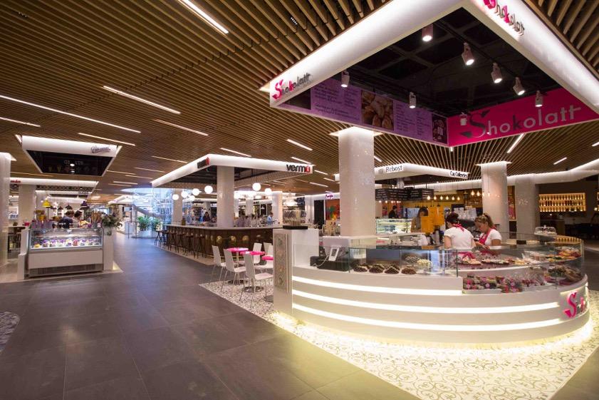 El mercat de gl ries barcelona l35 arquitectos arketipo for El mercat de les glories