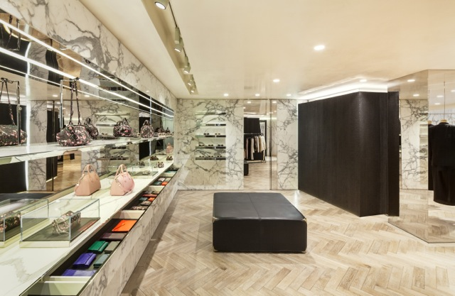 New Givenchy Flagship Store In Seoul By Piuarch Arketipo