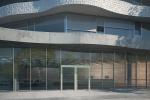 Porte scorrevoli in alluminio Schüco a Made Expo 2015