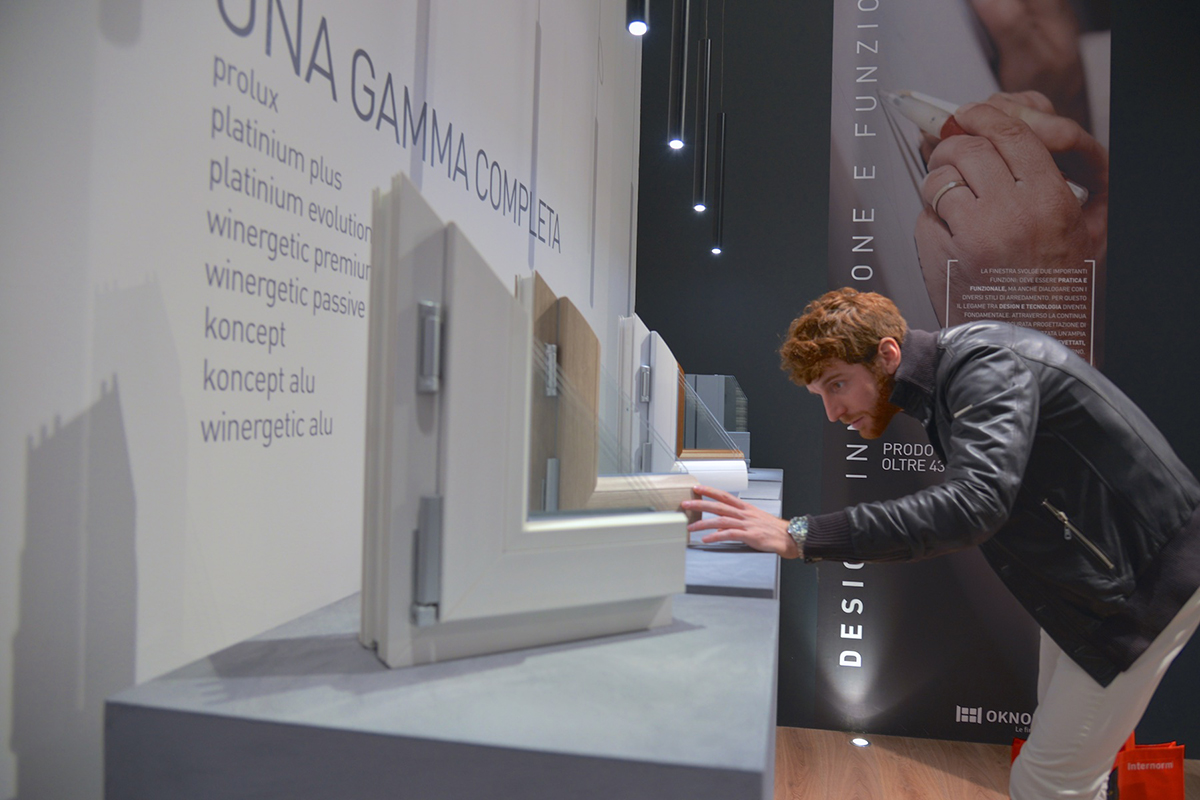 Made Expo 2015 - Oknoplast Gamma Complex