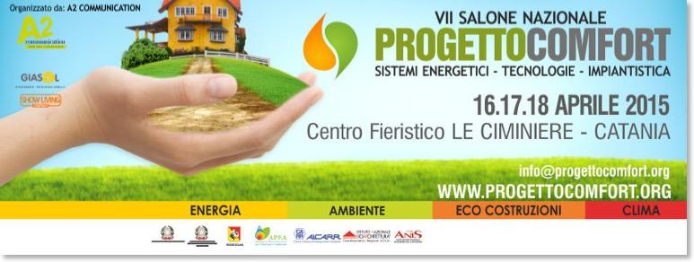 Progetto comfort 2015