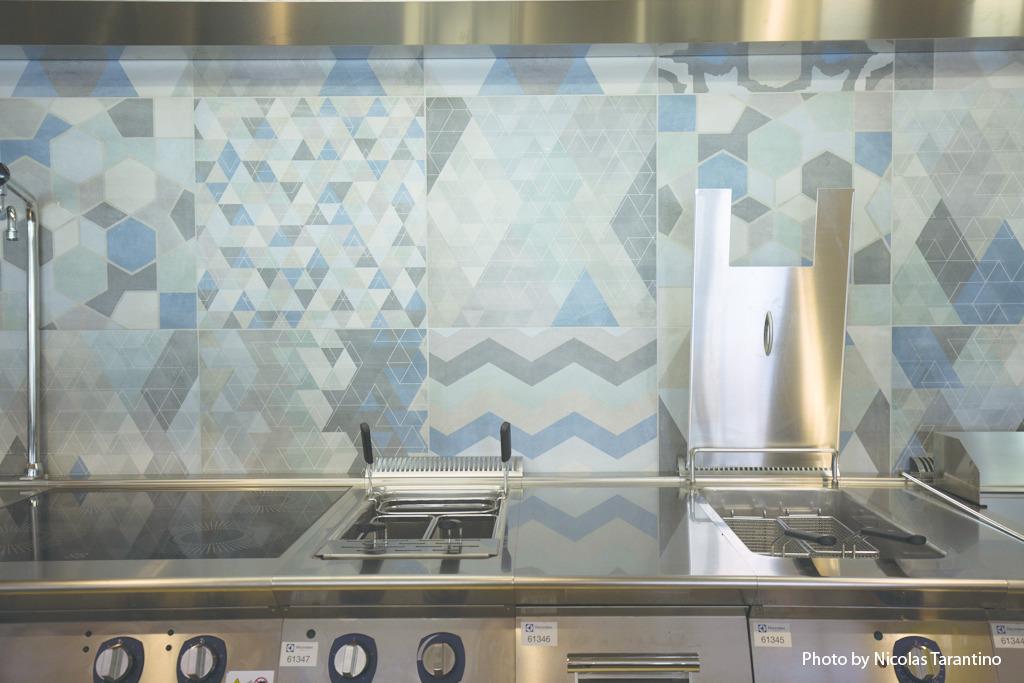 ceramiche caesar for eataly in expo 2015 arketipo. Black Bedroom Furniture Sets. Home Design Ideas