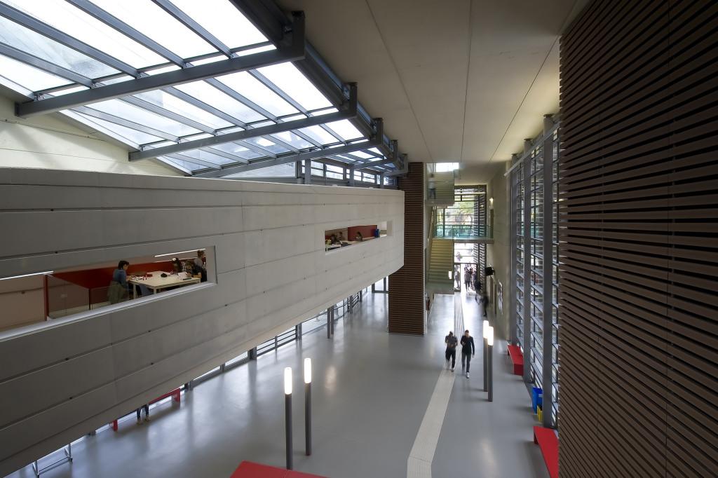 Arch. Lamberto Rossi - Campus di Forli - Scatto 2
