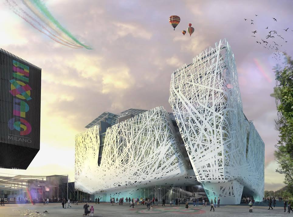 Italian Pavilion Expo Milano 2015