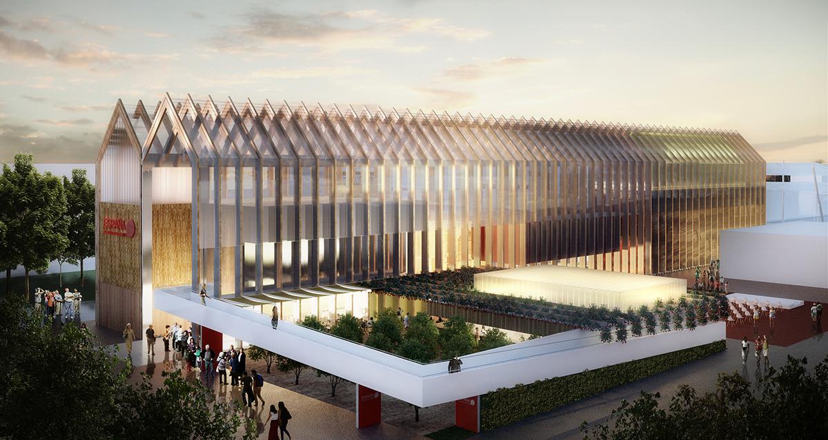 Spain Pavilion Expo Milano 2015 | Arketipo Magazine