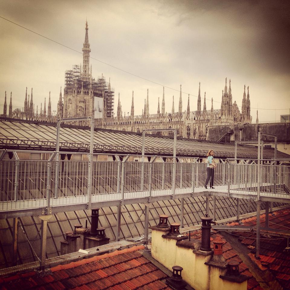 Highline galleria milano